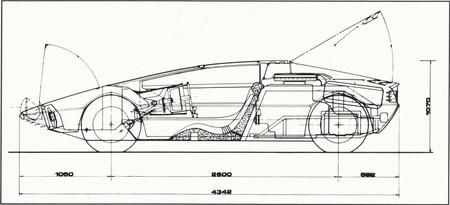Maserati Boomerang 190