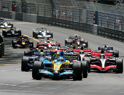 El nacionalismo de la Fórmula 1