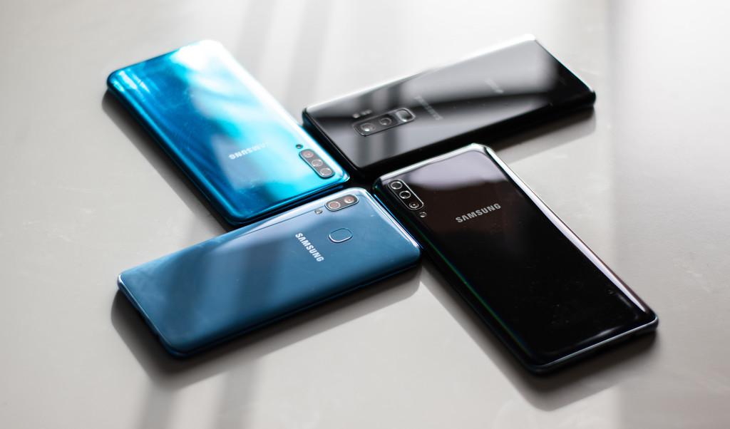 Guía de llegada a un smartmovil Samsung: las 17 desemejanzas de One UI con el resto de Android