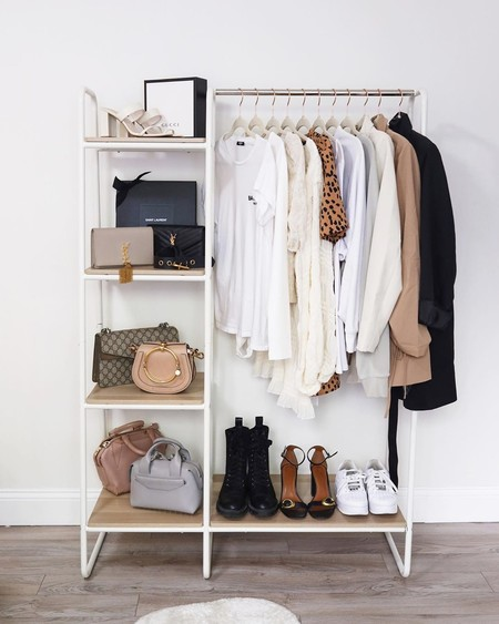 15 ideas prácticas de decoración para organizar y almacenar los zapatos en casa
