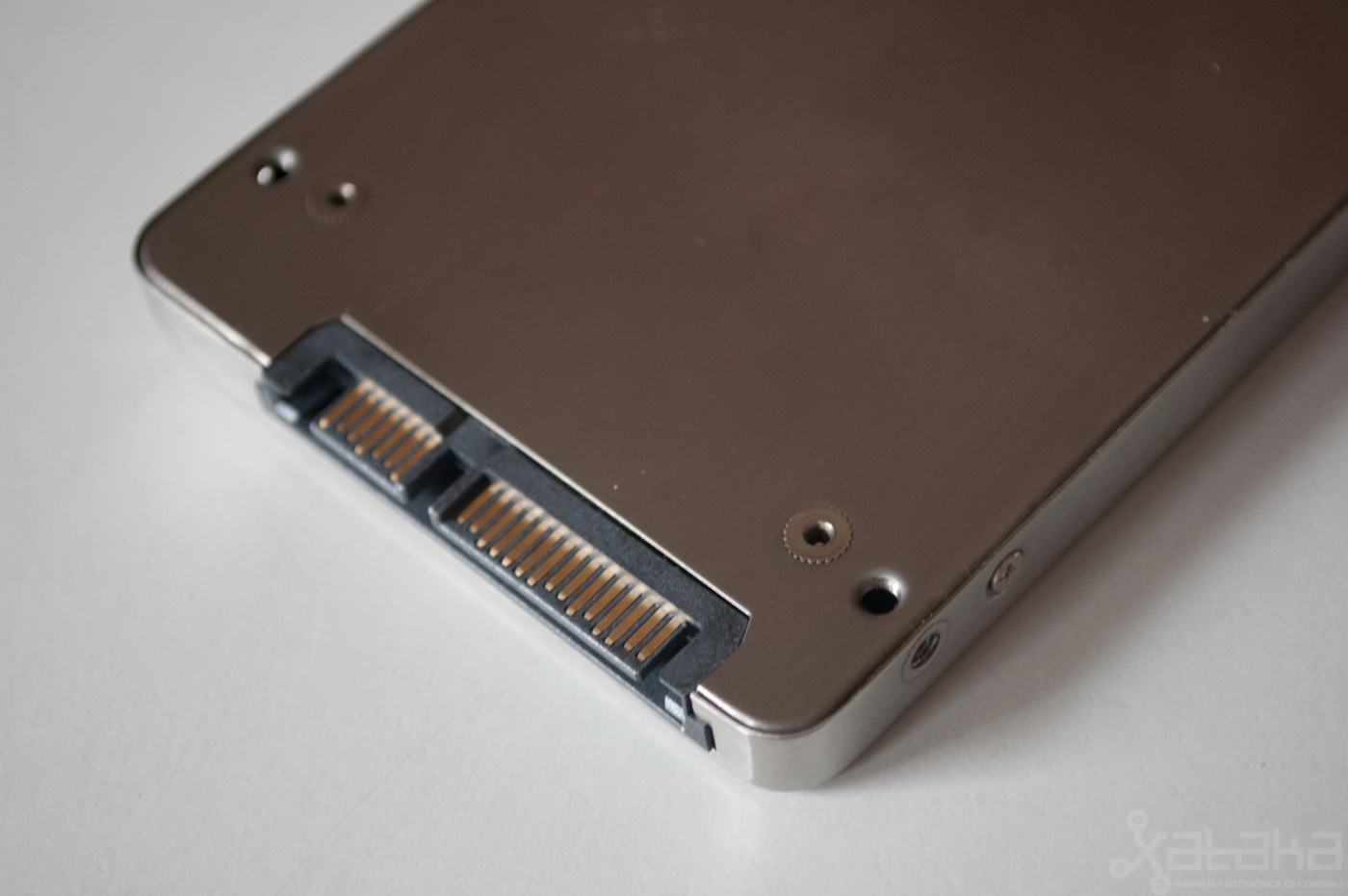 Foto de Verbatim SSD SATA-III, análisis (9/9)