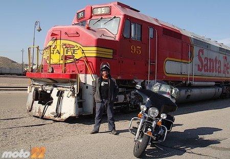 En moto por el Oeste Norteamericano (14): en las interminables autopistas de Los Angeles