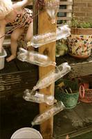 ¡Mira qué experimento tan ingenioso para realizar con agua!