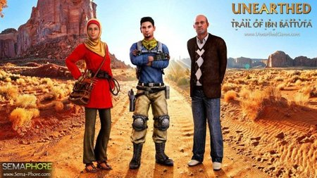 'Unearthed', el clon bastardo de 'Uncharted' fabricado en Arabia Saudí. Ver para creer