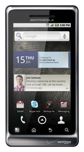 Motorola Droid 2, mejorando lo que ya funciona