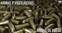 Armas y videojuegos (I): armas de fuego