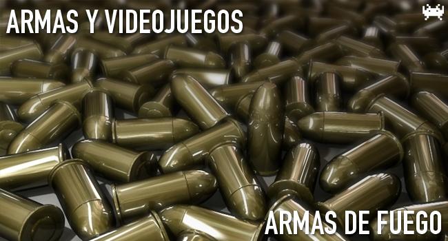 ARMAS Y VIDEOJUEGOS