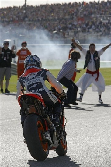 Gran Premio de Valencia 2010, llega la traca final.