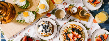 19 recetas fáciles para un brunch de Año Nuevo con el que sorprender a tus invitados