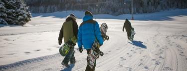 Rebajas de invierno en Amazon: ofertas en abrigos deportivos de marcas como The North Face, Helly Hansen, Columbia o Adidas