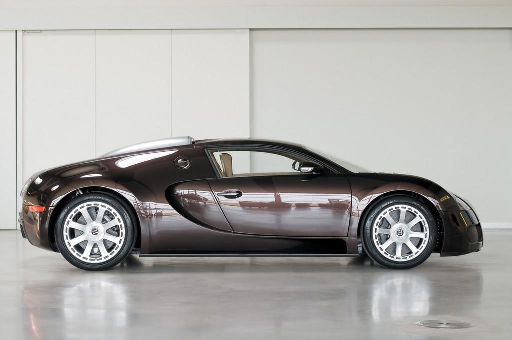 Foto de Bugatti Veyron Fbg par Hermès (5/22)