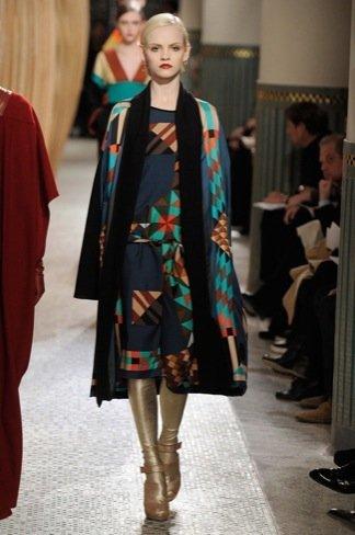 Hermès Otoño-Invierno 2011/2012 geometría
