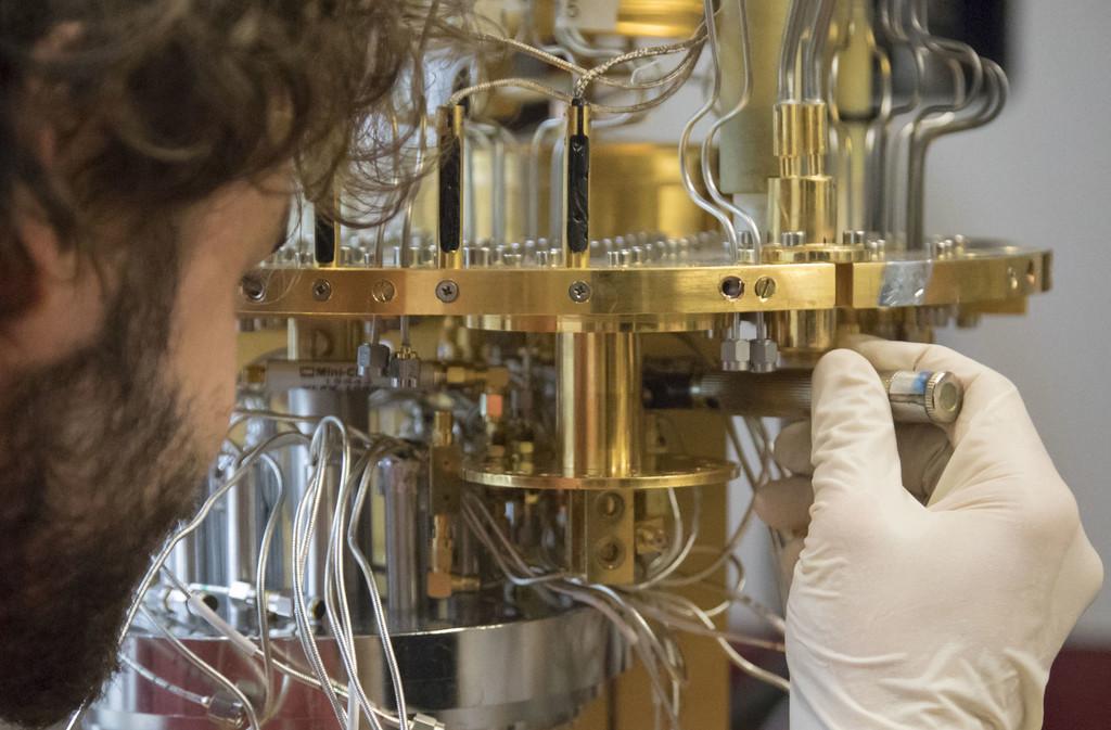 Google ha alcanzado otro hito en computación cuántica: ha realizado la primera simulación cuántica de una reacción química