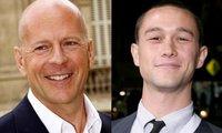 Bruce Willis y Joseph Gordon-Levitt en 'Looper', lo nuevo de Rian Johnson