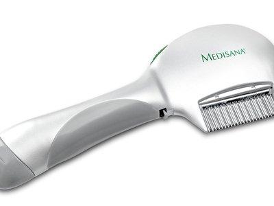 Adiós a las liendres con el peine eléctrico anti-piojos Medisana LCS: ahora sólo 20,90 euros en Amazon
