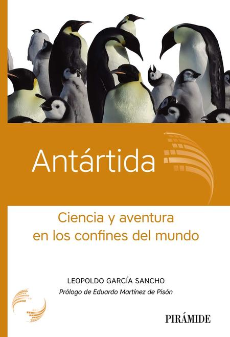 Libro Antártida