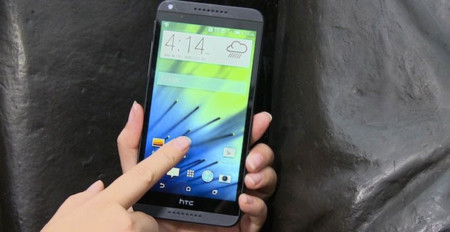 Así luce HTC Desire 820, la gama media de 64 bits