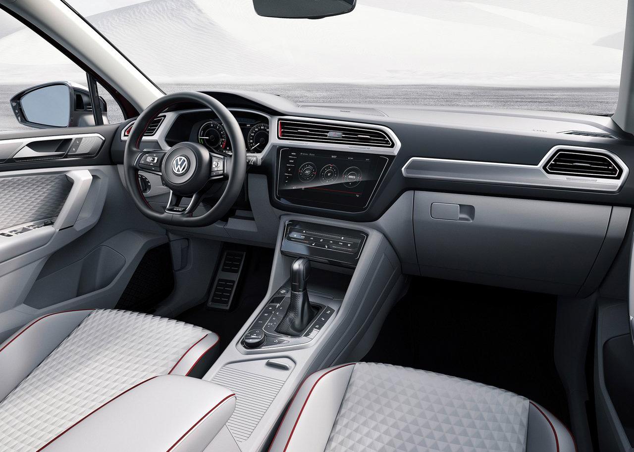 Foto de Volkswagen Tiguan GTE Active Concept (5/17)