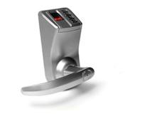 Seguridad mediante huella dactilar para tus puertas