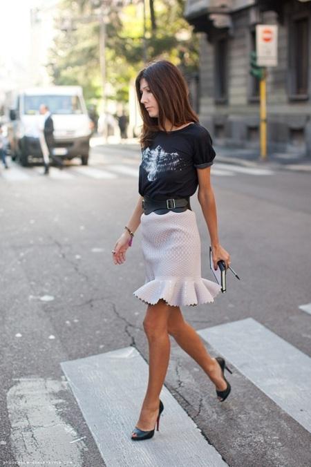 ¿Cómo conseguir un outfit perfecto? Arriesga (con gracia) y gana