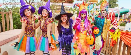 Port Aventura Halloween 2
