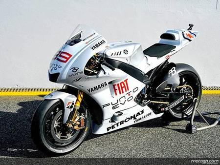 Yamaha Jorge Lorenzo