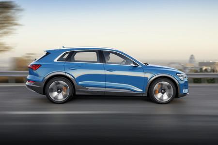 Audi E Tron 125