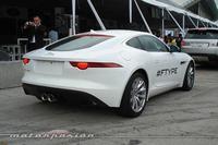 Llega a México nuevo Jaguar F-Type Coupé 2015