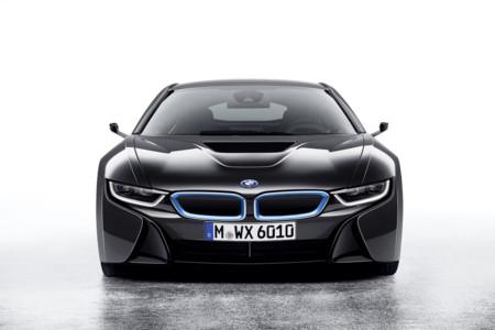 ¿Qué les ha pasado a los espejos retrovisores del BMW i8 presentado en el CES 2016?