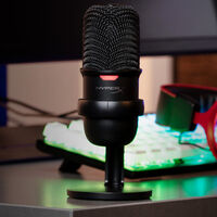 HyperX SoloCast por 999 pesos en Amazon México: micrófono para streams y podcast en su precio más bajo histórico