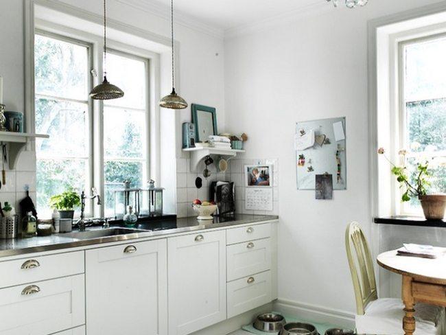 Una cocina reciclada de cinco tenedores for Muebles de cocina vintage
