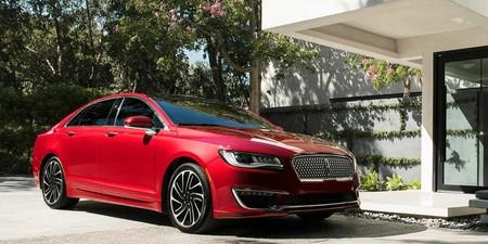 Lincoln Mkz Hybrid 2020
