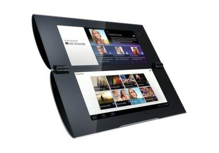 El Sony Tablet P salta a escena