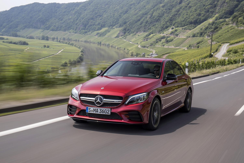 Foto de Mercedes-Benz Clase C 2018, toma de contacto (197/255)