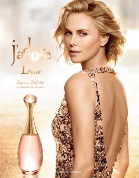 La osadía de incluir neroli en la fragancia del perfume J'adore de Dior para crear un Eau de Lumière