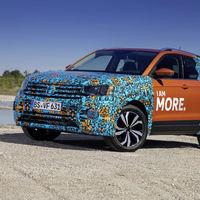 El Volkswagen T-Cross estrena 29 fotos y un puñado de detalles