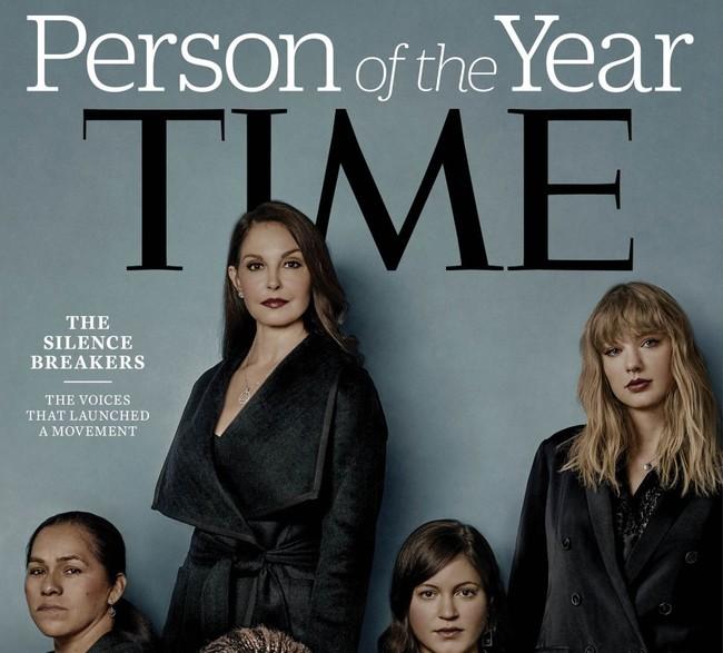 Las mujeres valientes que han roto el silencio, personaje del año para Time
