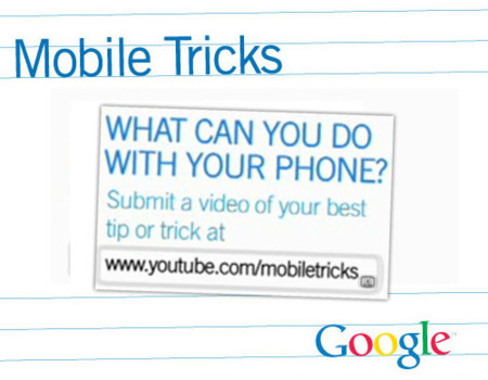 Google Mobile Tricks