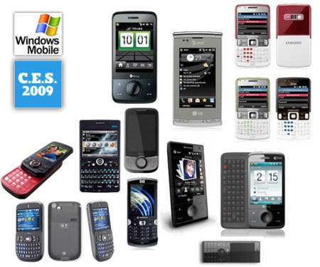 Microsoft quiere reducir el número de terminales con Windows Mobile