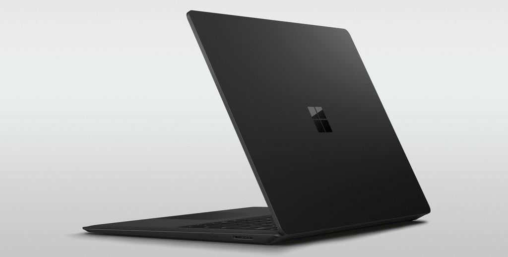 Microsoft renueva el Surface Laptop en la segunda generación: le ha bastado con mejorar la fuerza de un boceto notable