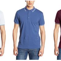Amazon nos ofrece polos Mick Morrison en varios colores desde 3,89 euros. Gran disponibilidad de tallas