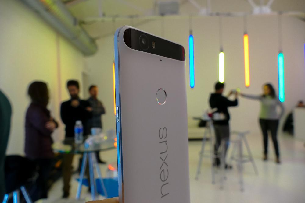 Foto de Nexus 6P fotos (1/13)