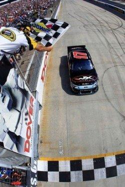 Victoria de Matt Kenseth en la Monster Mile de Dover