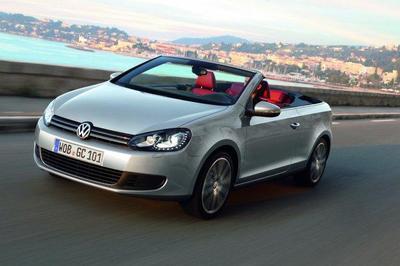 Volkswagen Golf Cabrio con 1.4 TSI de 122 CV y 2.0 TDI 140 CV