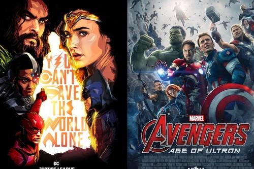 """Mark Millar explica por qué DC no tiene tanto éxito como Marvel: """"sus personajes no son cinematográficos"""""""