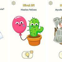 DOP 2: Delete One Part, un sencillo juego de rompecabezas que arrasa en Google Play