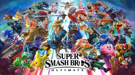Super Smash Bros. Ultimate será el próximo juego en ser compatible con la realidad virtual de Nintendo Switch