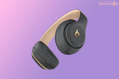 Los auriculares Beats Studio3 con cancelación de ruido son uno de los chollos de Amazon por 215 euros