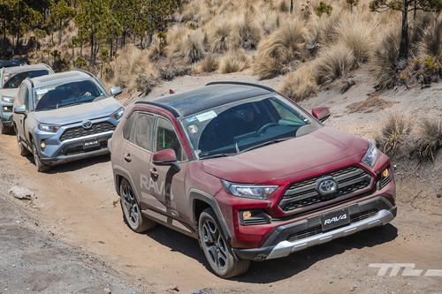 Probamos el Toyota RAV4 Adventure a los pies del Pico de Orizaba: ¡Un reto off-road a 4,200 msnm!