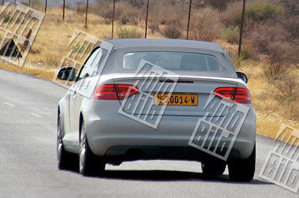 ¿Presentarán hoy el Audi A3 Cabrio?